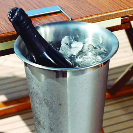 Wine and champagne coolers