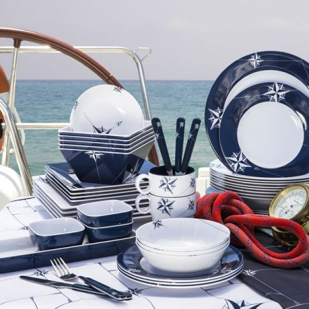 Melamine tableware sets